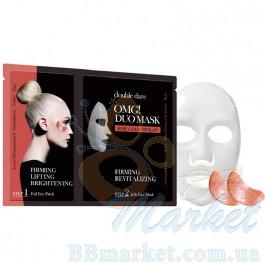 Двухкомпонентный комплекс из маски и патчей