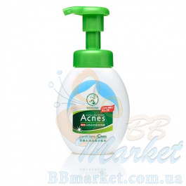 Лечебная пенка для умывания против акне Mentholatum Acnes Medicated Foaming Wash 160ml