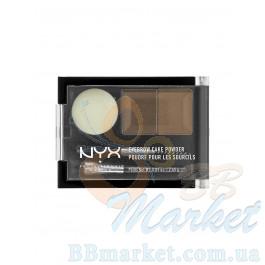 Набор для бровей NYX Eyebrow Cake Powder - 06