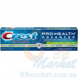 Зубная паста Crest Pro-Health Advanced Extra Deep Clean Energizing Mint Gel 144g