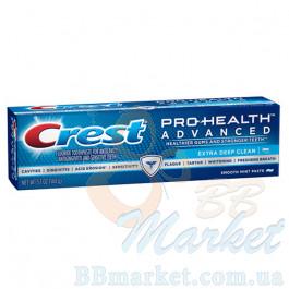 Зубная паста Crest Pro-Health Advanced Extra Deep Clean Smooth Mint 144g