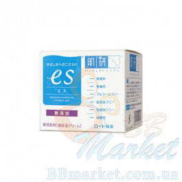 Увлажняющий крем для чувствительной кожи лица HADA LABO es Cream 50g