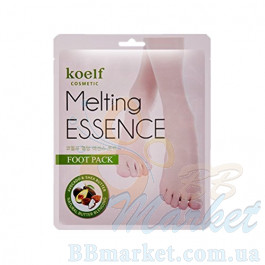 Маска для ног KOELF Melting Essence Foot Pack 16g - 1 шт