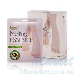 Маска для ног KOELF Melting Essence Foot Pack 16g x 10 шт