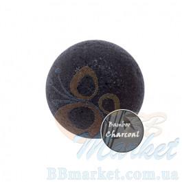 Спонж конняку c древесным углем Missha Natural Soft Jelly Cleansig Puff (Charcoal)