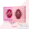Гидрогелевая маска для лица с рубином KOELF Ruby & Bulgarian Rose Hydro Gel Mask 30g
