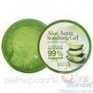 Увлажняющий гель для кожи лица и тела SKIN79 Aloe Aqua Soothing Gel 99% 300ml