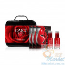 Набор для лица Double Dare Omg! Red Deluxe Kit