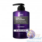 "Маска-Кондиционер для волос ""Белый мускус"" KUNDAL Honey & Macadamia Treatment White Musk 500ml"