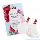 Смягчающая маска для пяток KOELF Rose Petal Satin Heel Mask 6g